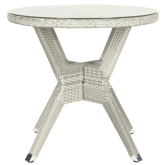 Safavieh Patio Langer Round End Table