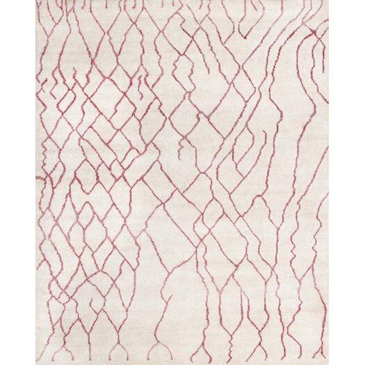 Safavieh Moroccan Ivory/Pink Rug