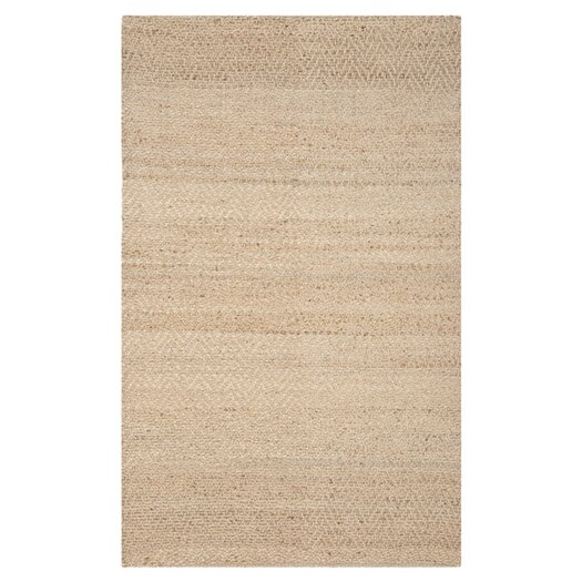 Safavieh Natural Fiberm Light Brown Area Rug