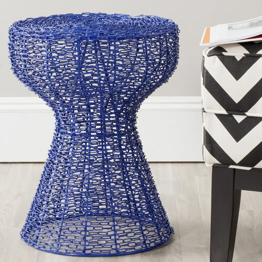 Safavieh Fox Tabitha Iron Chain Stool