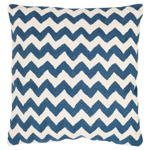 Safavieh Striped Tealea Decorative Pillow