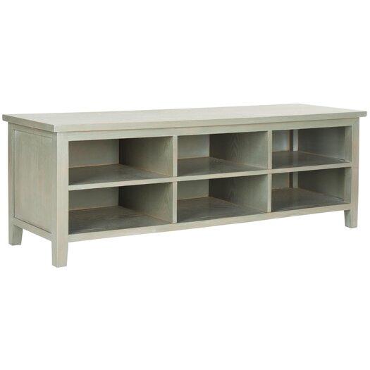 """Safavieh Sadie 18"""" Low Bookcase"""