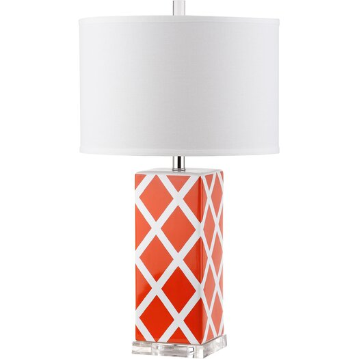 Safavieh Nantucket Table Lamp with Drum Shade