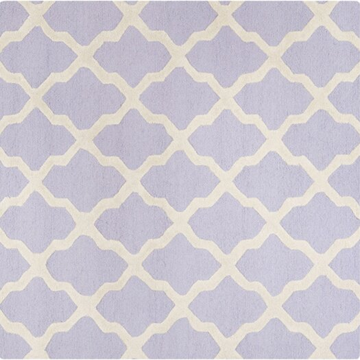 Safavieh Cambridge Lavender / Ivory Area Rug