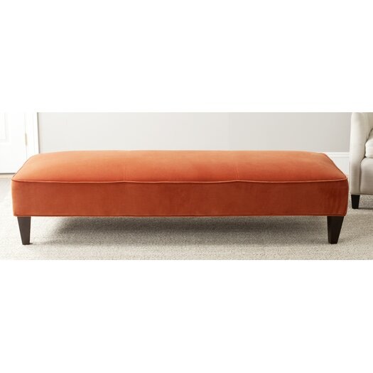 Safavieh Nessa Upholstered Bedroom Bench