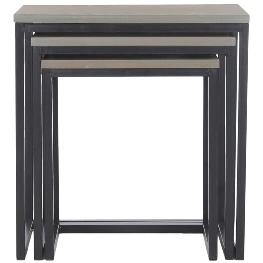Safavieh Kaleb 3 Piece Nesting Tables