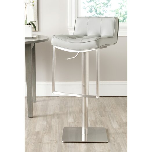 Safavieh Fox Newman Adjustable Height Bar Stool