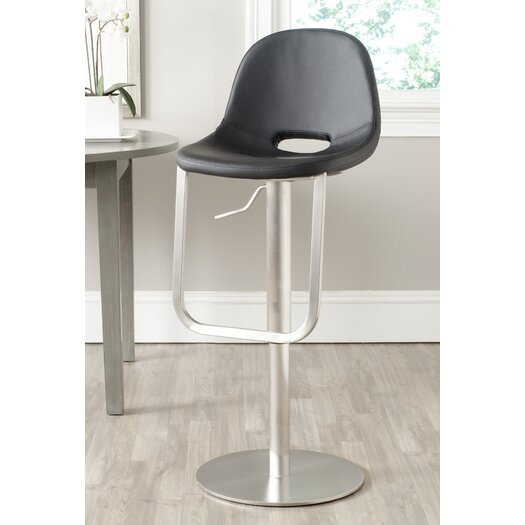 Safavieh Fox Andrina Adjustable Height Bar Stool