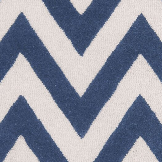 Safavieh Cambridge Navy & Ivory Area Rug