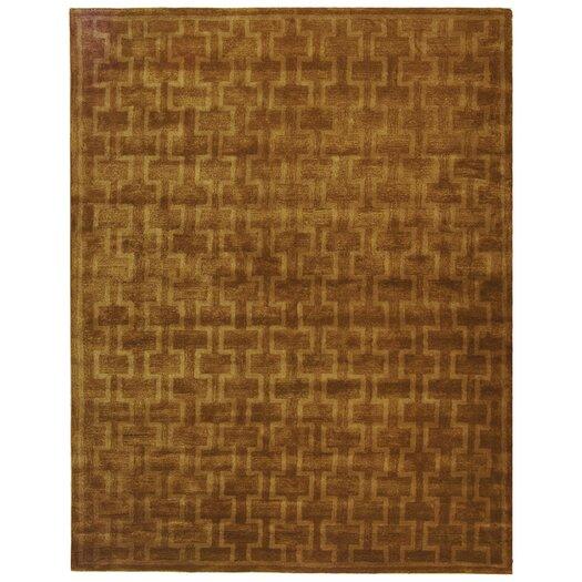 Safavieh Soho Gold/Brown Area Rug
