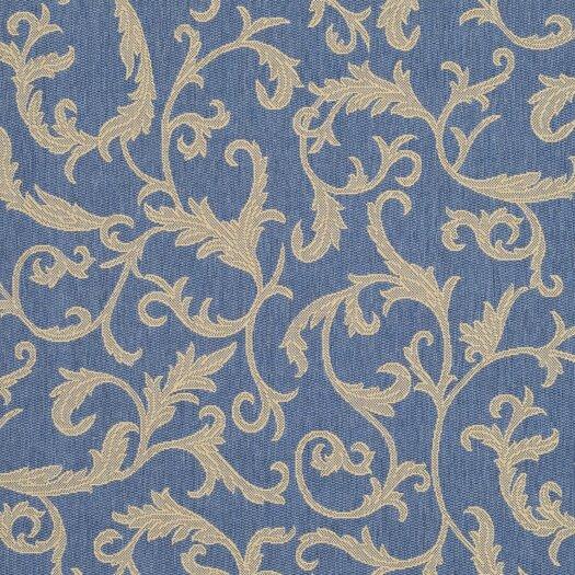 Safavieh Courtyard Persian Blue Rug