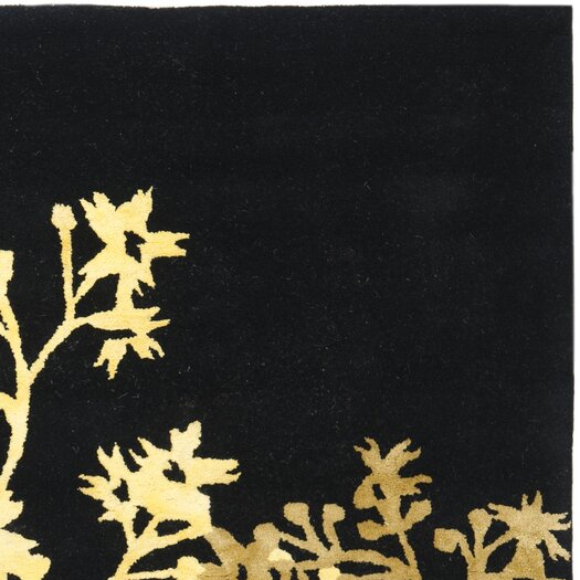 Safavieh Soho Black Area Rug