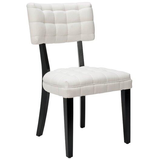 Safavieh Harper Fabric Side Chair (Set of 2)