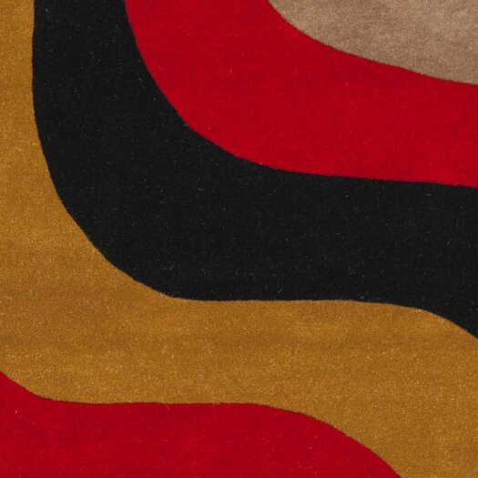 Safavieh Rodeo Drive Red Area Rug