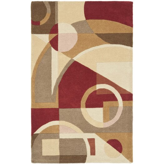 Safavieh Rodeo Drive Beige/Brown Area Rug