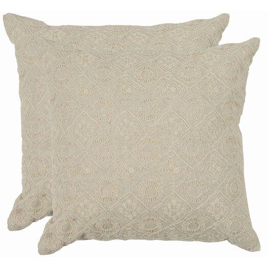 Safavieh Sarah Cotton Decorative Pillow