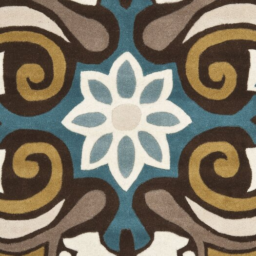 Safavieh Wyndham Blue Area Rug