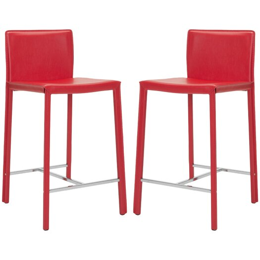 "Safavieh Dustin 24"" Bar Stool"