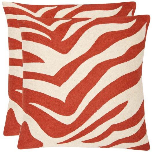 Safavieh Joseph Cotton Throw Pillow