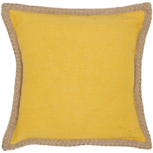 Safavieh Sweet Sorona Jute Fiber Decorative Throw Pillow