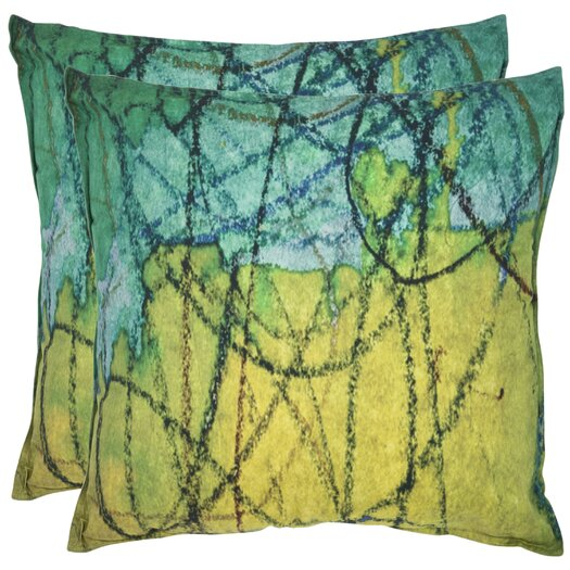 Safavieh Volos Cotton Decorative Pillow