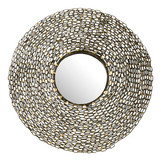 Safavieh Jeweled Chain Mirror