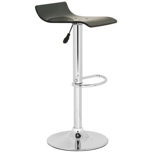 Safavieh Yance Adjustable Height Swivel Bar Stool