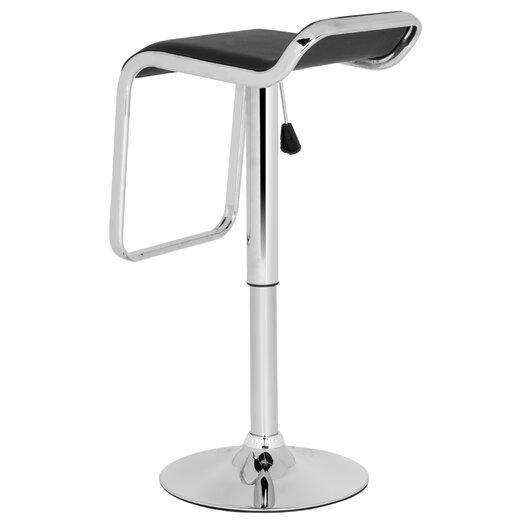 Safavieh Taronda Adjustable Height Swivel Bar Stool