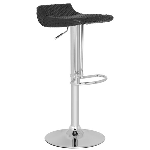 Safavieh Juji Adjustable Height Swivel Bar Stool