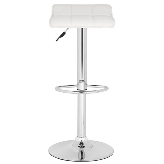 Safavieh Lamita Adjustable Height Swivel Bar Stool