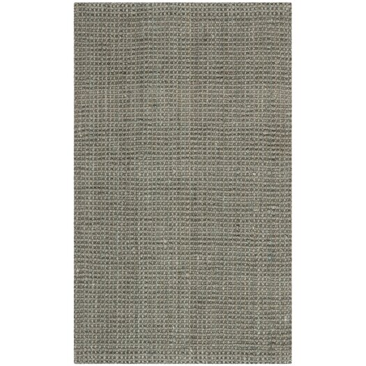 Safavieh Natural Fiber Grey Jute Rug