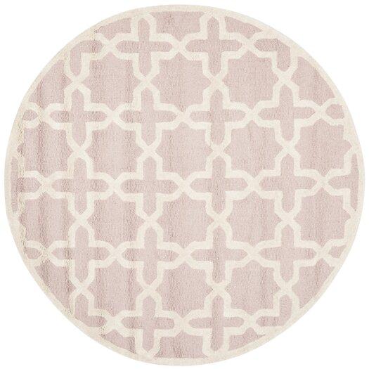 Safavieh Cambridge Light Pink / Ivory Area Rug