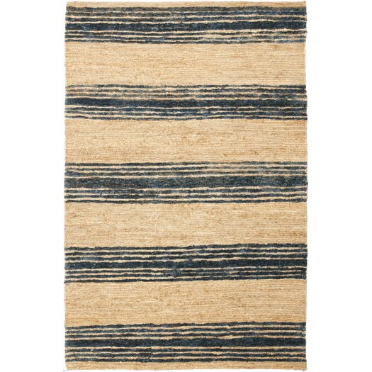 Safavieh Bohemian Natural/Blue Area Rug