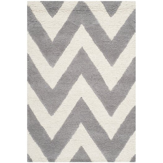 Safavieh Cambridge Silver / Ivory Outdoor Area Rug