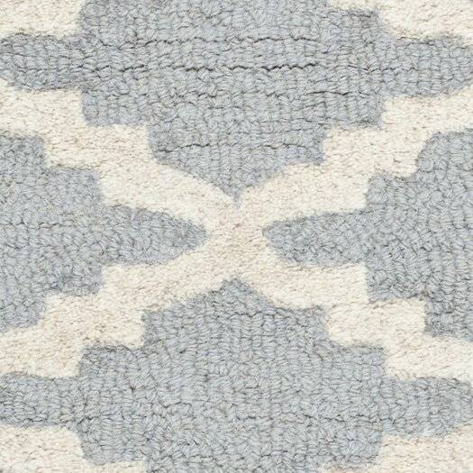 Safavieh Cambridge Silver / Ivory Area Rug