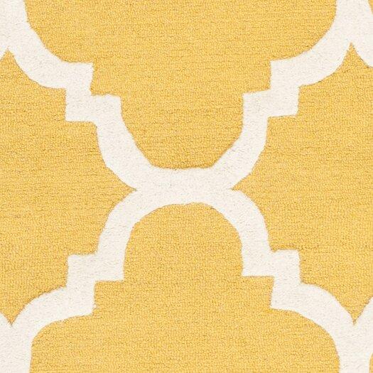 Safavieh Cambridge Gold & Ivory Area Rug