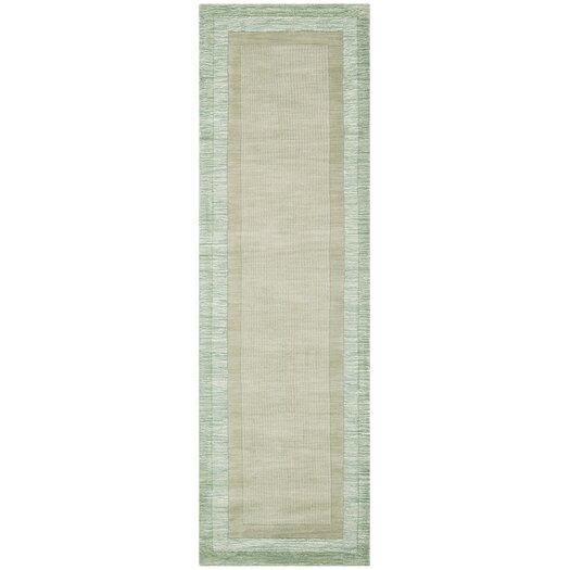 Safavieh Impressions Green/Beige Area Rug