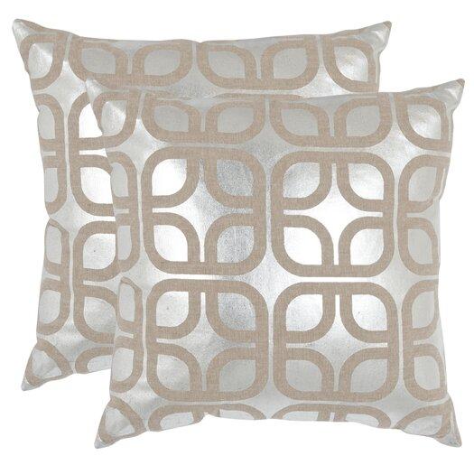 Safavieh Cole Linen Throw Pillow