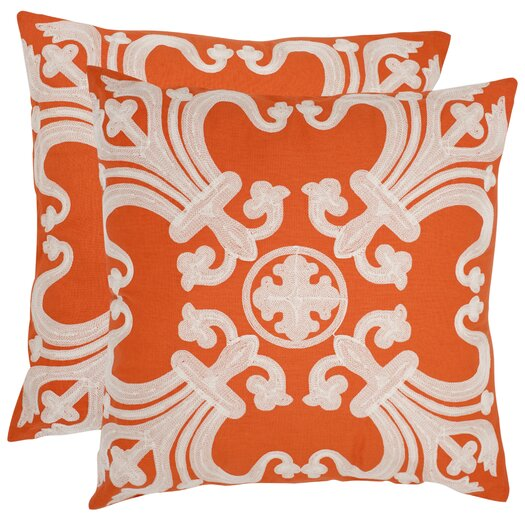 Safavieh Margaret Cotton Decorative Pillow