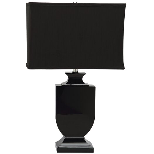 "Safavieh Darcy Urn 23.5"" H Table Lamp with Rectangular Shade"