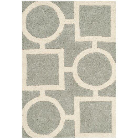 Safavieh Chatham Grey / Ivory Rug