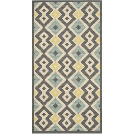 Safavieh Hampton Geometric Outdoor Area Rug