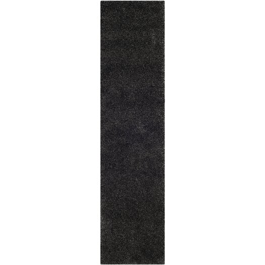 Safavieh Milan Shag Dark Grey Rug