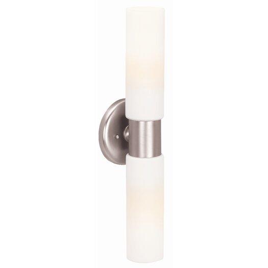 Access Lighting Cobalt 2 Light Wall Sconce