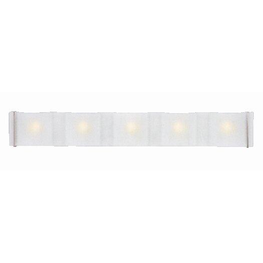 Access Lighting Mercury 5 Light Bath Bar