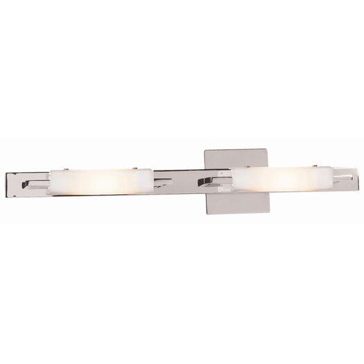 Access Lighting Styx 2 Light Bath Bar