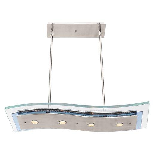 Access Lighting Aquarius 4 Light Pendant