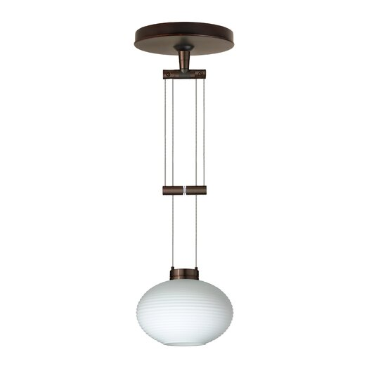 Besa Lighting Lasso 1 Light Globe Pendant