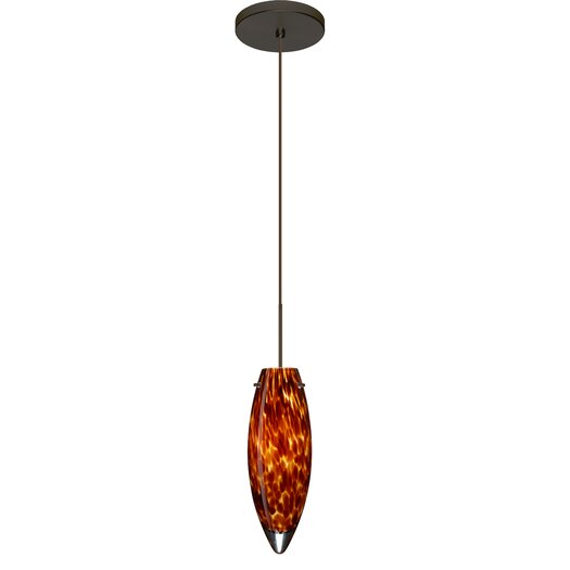 Besa Lighting Juliette 1 Light Mini Pendant