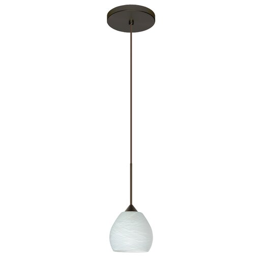 Besa Lighting Tay Tay 1 Light Mini Pendant